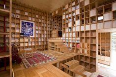 Shelf Pod  Architects: Kazuya Morita Architecture Studio  Location: Osaka Prefecture, Japan  2012