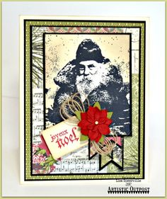 Designs by Lisa Somerville: Joyeux Noel