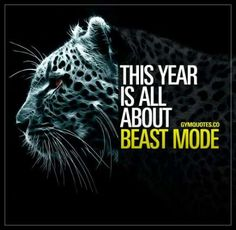 This year is all about beast mode. This year is all about beast mode. 💯🔥👊 Nothing less than beast this year 👊 It's TIME to get BUSY! Save and share this beast mode quote If you're fired up about 2019 and about making the most of this year! Fitness Motivation Pictures, Motivation Goals, Fitness Quotes, Motivation Inspiration, Quotes Motivation, Motivational Quotes For Weight Loss Diet Motivation, Lifting Motivation, Exercise Motivation, Health Motivation