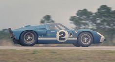 Image result for ford gt40 sebring 1966