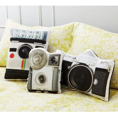 VINTAGE CAMERA PILLOWS   Photo pillow, vintage camera   UncommonGoods