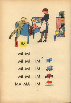 DDR-Fibel Lesen und Lernen
