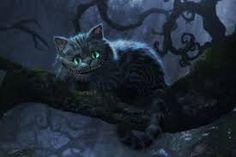 Resultado de imagem para imagens do gato de alice no país das maravilhas