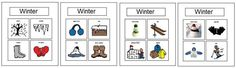 FREE Download from The Budget SLP: Increase Utterance Length with Winter Bingo for Early Childhood