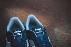 Diadora 2015 Spring/Summer Titan Leather L/S