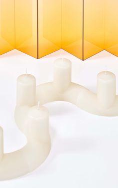 Quadrant candles by mo man tai