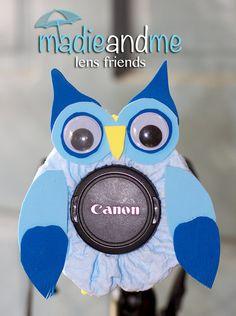 Owl Lens Friend