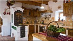 Magyar vidéki konyha, enteriőr