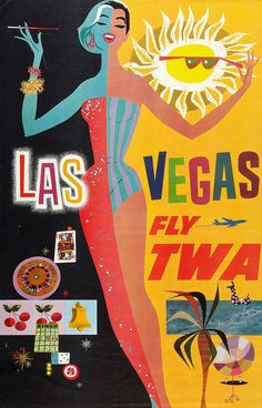 TWA poster - David Klein & once you get to Vegas contact www.WeAreNightlife.com for all you Vegas interest