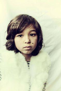 portraits opalescents / 12 kid portraits shot for Playtime Paris 2014 #shampoodle #waddler
