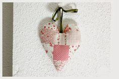 Sara's Code: Blog de Costura + DIY: Me sumo al Rosa - DIY Corazón de lavanda