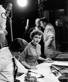 Betty White was among the first women to producer her own national television show. Her career in TV dates back to 1949.  Photo Credit: Library of Congress
