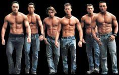 Lotsa Sexy Men | JUST WHATEVER | Pinterest