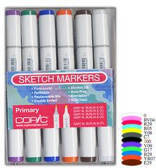 Copic - Sketch Marker Set - Primary