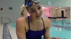 Open water swimming tips from Keri-anne Payne - Breathing