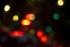 Chuva e luzes !!!