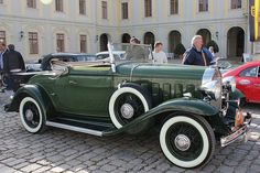 1932 Buick 8 Convertible Coupe_IMG_3999 by nemor2, via Flickr