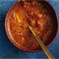 Receta de Salsa de Chile Habanero