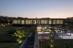 SW House   Porto Feliz - SP, Brazil   Jacobsen Arquitetura
