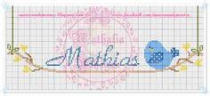 Resultado de imagem para nome mathias ponto cruz