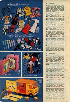 1973 Advertisement 3 PG Doll Crissy Barbie camper Ken Mrs Beasley Tiny Tears | eBay