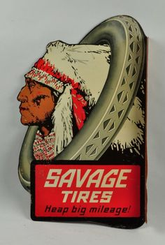 This is probably one of the rarer signs in the former Ky. Advertising Signs, Vintage Advertisements, Vintage Ads, Vintage Posters, Antique Signs, Vintage Metal Signs, Cigar Store Indian, Old Gas Pumps, Old Gas Stations