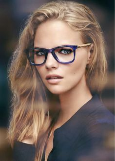 Carrera's new eyewear collection is about taking risks and being bold. The eyewear looks for men and women are smart and stylish, and wi. Alena Blohm, Carrera Sunglasses, Cool Glasses, Fashion Eye Glasses, Wearing Glasses, Girls With Glasses, Blonde With Glasses, Womens Glasses, Eyeglasses