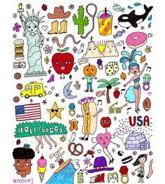 Artist We Love  Humberto Cruz también conocido como I SCREAM COLOR es un ilustrador basado en California soleada. San Diego tiene su sede donde se graduó con Honores como Diseñador Gráfico en el Instituto de Arte de CA y donde trabaja a tiempo completo. Inspirado por la cultura Pop pegatinas vintage y colores de la vida que dibuja para la pasión y en la comisión. En una explosión de color arco iris y con los rostros de la cultura contemporánea SCREAM COLOR dibuja el cuadro positivo y…