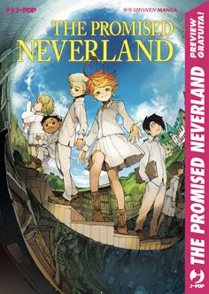 The Promised Neverland in preview gratuita :https://sbamcomics.it/blog/2017/11/23/the-promised-neverland-preview/