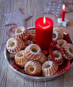 Druh receptu: Sladkosti - Page 87 of 328 - Mňamky-Recepty. Sweet Pumpkin Recipes, German Baking, Sweet Little Things, Sweet Bakery, Party Finger Foods, Cookies And Cream, Mini Cakes, No Bake Desserts, Christmas Baking