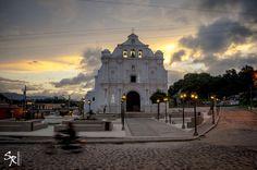 """Iglesia de San Cristobal Totonicapan"" #paisajes #love #catedral #iglesia"
