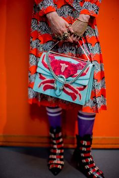 Kevin Tachman's Best Pics From Behind the Scenes at Alessandro Michele's Gucci…