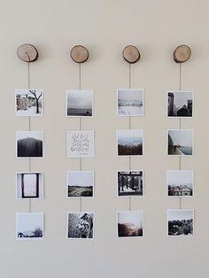 Decoreren met foto's / Decorating with photos