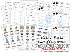 Orlando, Walt Disney World Vacation Planner