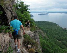 Great Hikes: Precipice Trail, Acadia NP