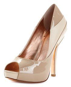 BCBGeneration Shoes, Liberty Peep Toe Pump