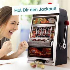 Einarmiger Bandit XXL – Riesen Casino Slot Machine Spielautomat