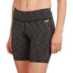 Avia Women's Active 7 inch Captivate Training Shorts, Black