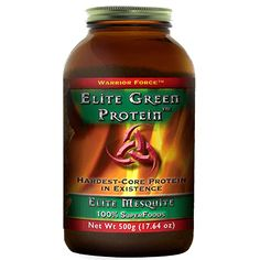 Elite Green Protein - Mesquite