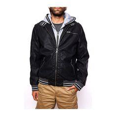 Asher Hooded Jacket