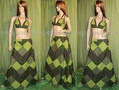 Image result for patchwork skirt