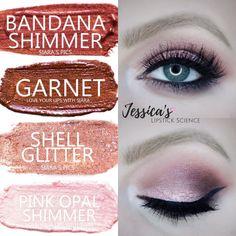 fall makeup – Hair and beauty tips, tricks and tutorials Blending Eyeshadow, Eyeshadow Looks, Eyeshadow Makeup, Eyeshadows, Fall Eye Makeup, Fall Makeup Looks, Senegence Makeup, Senegence Products, Burgundy Makeup