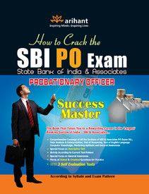 20% Off on State Bank of India and Associates PO Success Master@300