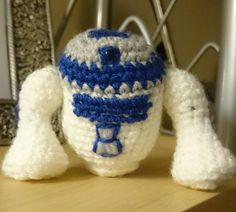 Lucy Collins Star Wars amigurami characters that were made to raise funds for the RAF Benevolent Fund Star Wars Crochet, Crochet Stars, Raise Funds, Star Wars Characters, How To Make