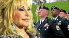 Dolly parton Songs - Dolly Parton - Ballad Of The Green Beret (VIDEO) | Country Music Videos and Lyrics by Country Rebel http://countryrebel.com/blogs/videos/18723087-dolly-parton-ballad-of-the-green-beret-video