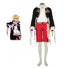 Vocaloid Kagamine Len Cosplay Costume $115.00 from http://www.enjoyours.com/