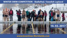 "IMPRESSIONS - Winter Swim ""Ice Challenge"" in Skellefteå ... Preparing ice wake for cold resistance and breathing exercise day before competition and some more photos...  Join us for the next Winter Adventure - Feb. 2017 www.Incentives-Worldwide.com ... #iceswim #winterswim #icebathing #notcoldenough #kindergeburtstag #bistduweichoderwas #slabo #eisbaden #eisschwimmen #extremesport #travel #sport #wintersport #adrenaline #smsfrankfurt #smsfrankfurtgrouptravel #grouptravel #tailormadevacation Hotels, Feb 2017, Trondheim, Group Travel, Extreme Sports, Winter Sports, More Photos, Bathing, Competition"