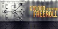 Poker Heaven isi invita toti jucatorii sa participe pe 5 Martie 2014 la turneul freeroll €10,000 Depositor Freeroll. Trebuie doar sa faci o depunere intre 1 Februarie si 4 Martie 2014 si sa joci 1 mana raked in camera de poker MPN cu 30 de zile inaintea turneului pentru a fi eligibili la acest freeroll.  http://www.kalipoker.ro/promotii-poker/poker-heaven-10-000-depositor-freeroll.html