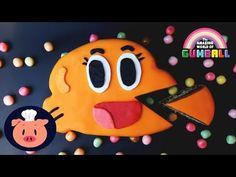 The Amazing World of Gumball – Darwin Cake – Chocolate Orange – TREAT FACTORY