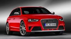 The new RS4!
